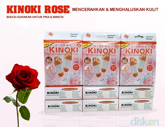 Kinoki Rose