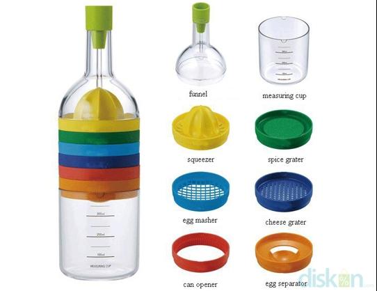8 In 1 Bottle
