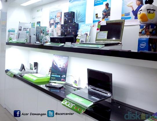Acer Center Demangan