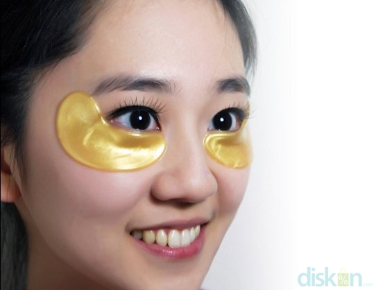Collagen Crystal Eyelid Patch
