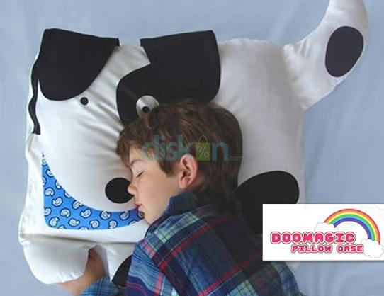 Doomagic Pillow Case