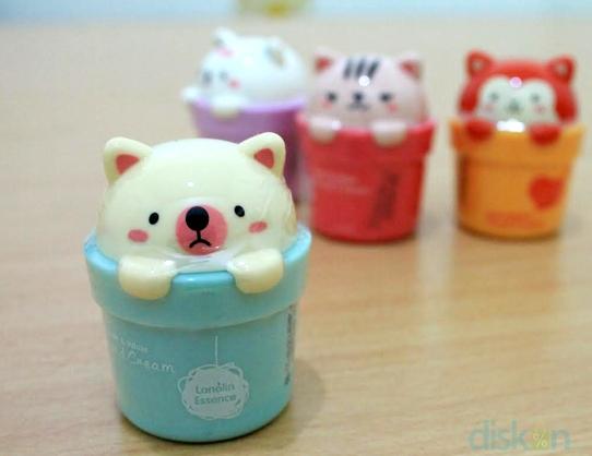 Hand Cream Mini Pet