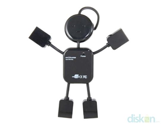 Human Shape USB HUB
