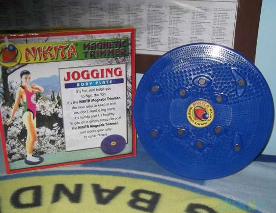 Jogging Magnetic Trimmer