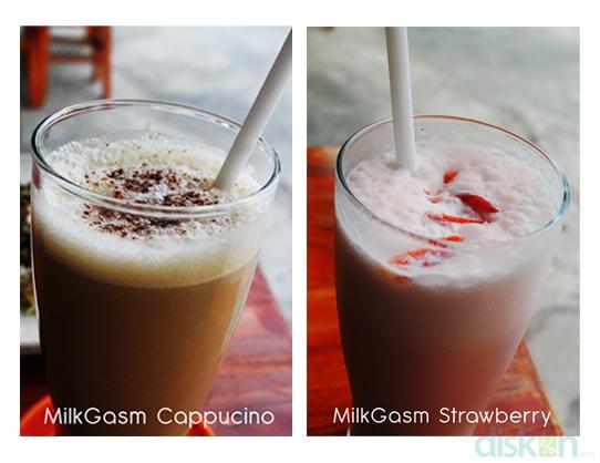MilkGasm