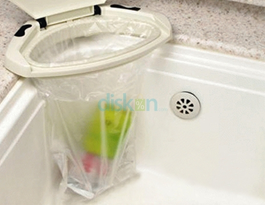 Penjepit Plastik Tempat Sampah