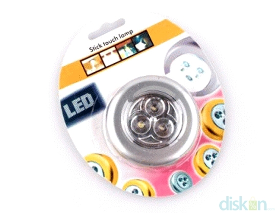 Stick N Click Touch Lamp