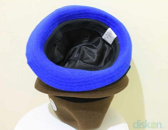 Velvet Fedora Hat