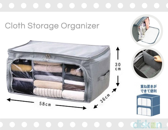 Clothes Storage Organizer