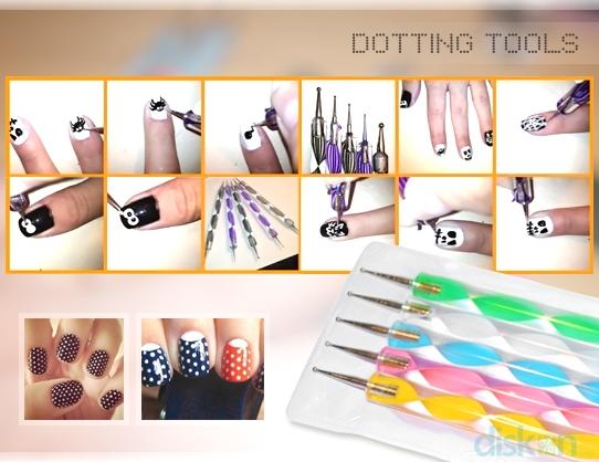 Jual Wall Art Murah : Jual dotting tools nail art ideas