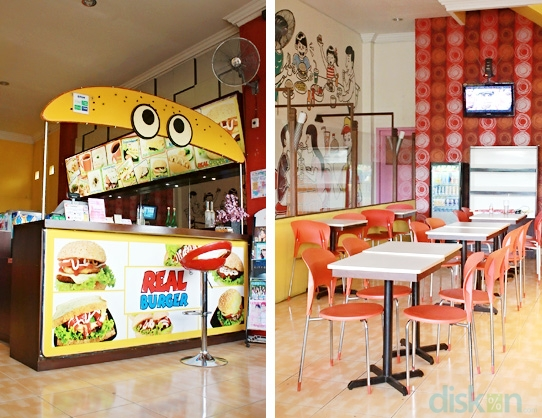 Real Burger Yogya