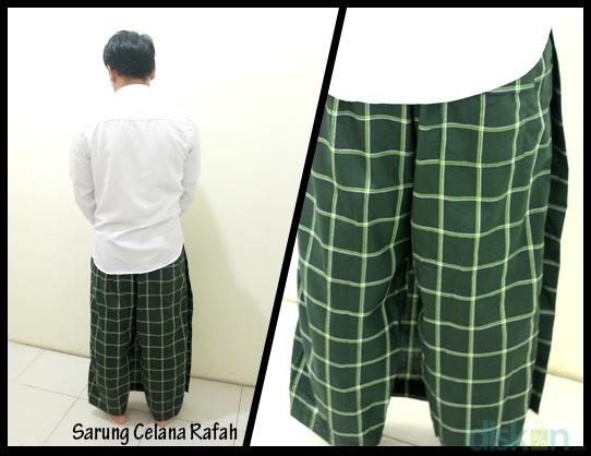 Sarung Celana Rafah
