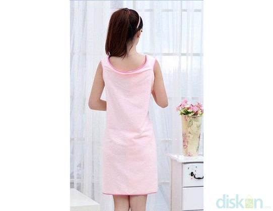 Wearable Baju Handuk Multiguna