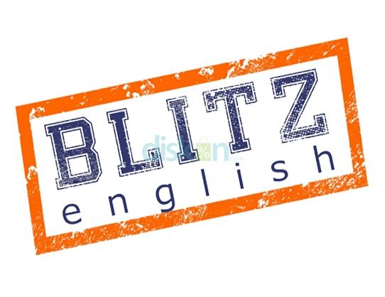 BLITZ English