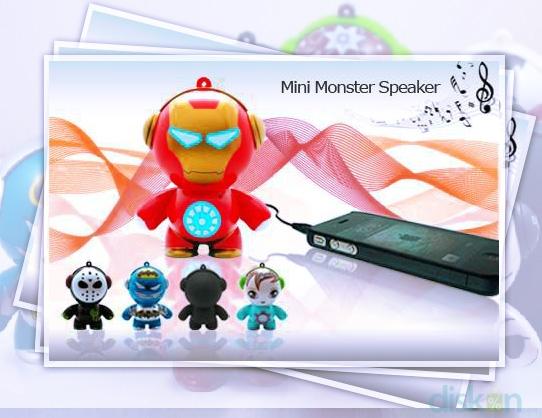Speaker Monster Mini