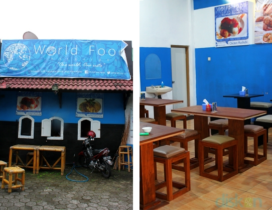 World Food Yogya