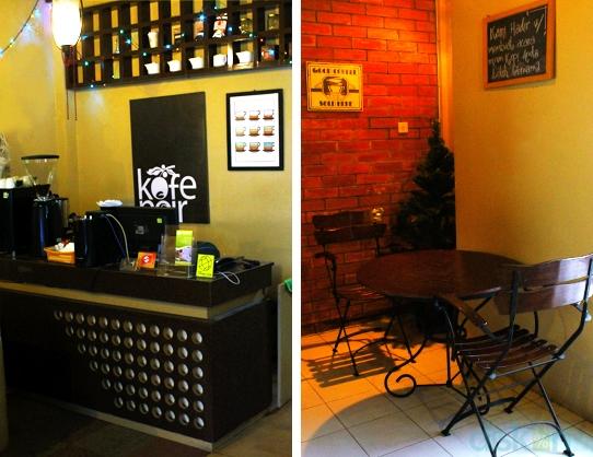 Kofenoir Coffee Shop Yogyakarta