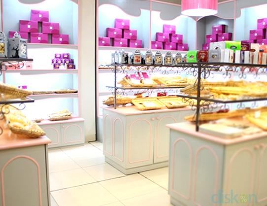 Paris Bakery Yogya