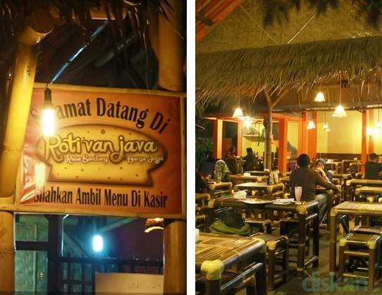 Roti Van Java
