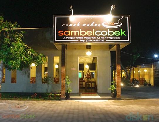 Sambel Cobek