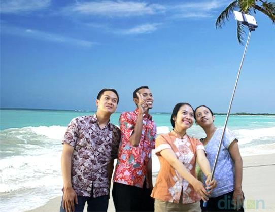 Tongsis Tongkat Narsis Diskon Spesial Hari Raya