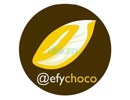 Efy Choco Dan Biskuit Yubi