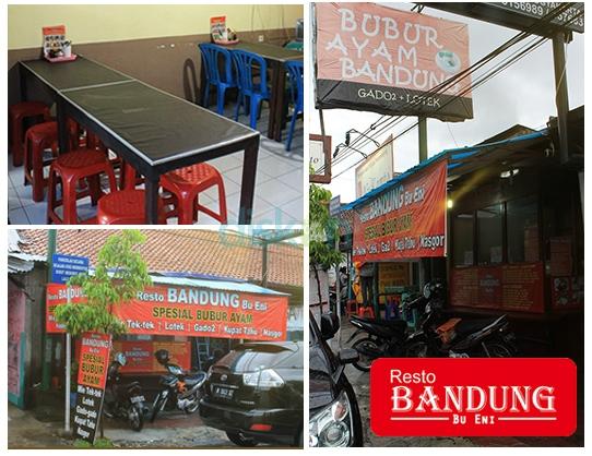 Resto Bandung Bu Eni
