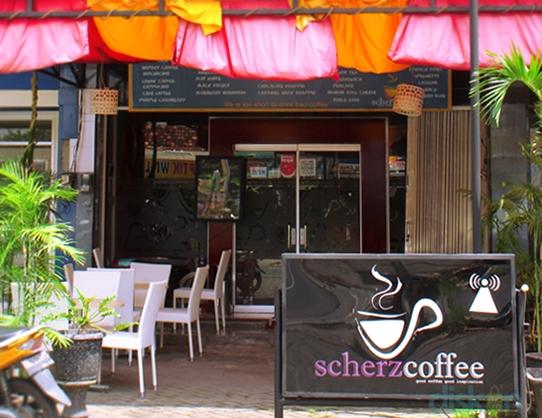 Scherz Coffee Yogya