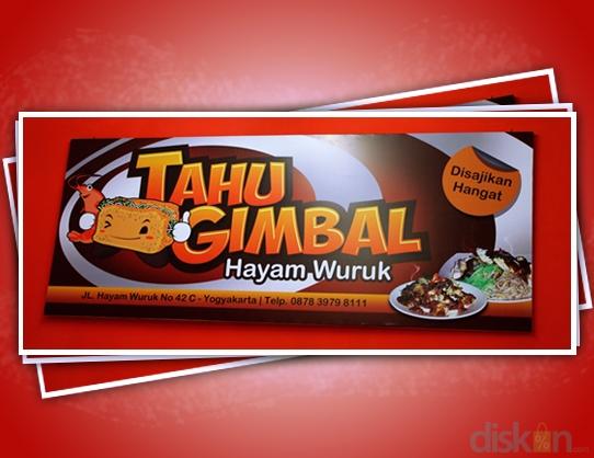 Tahu Gimbal
