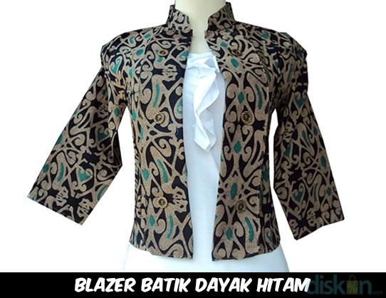 Blazer Batik Tampil Modis dan Menarik Dengan Blazer Batik! Diskon ...
