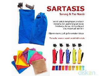 Sartasis Sarung dan Tas Narsis